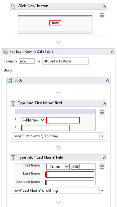 Import Contacts to Salesforce from CSV or Excel File