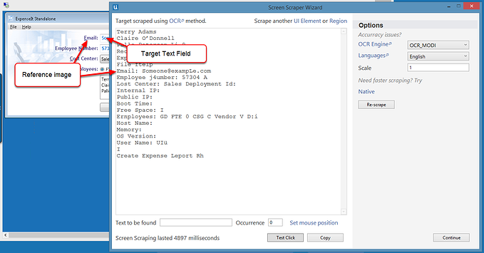 How to send mouse click events and keyboard inputs to applications