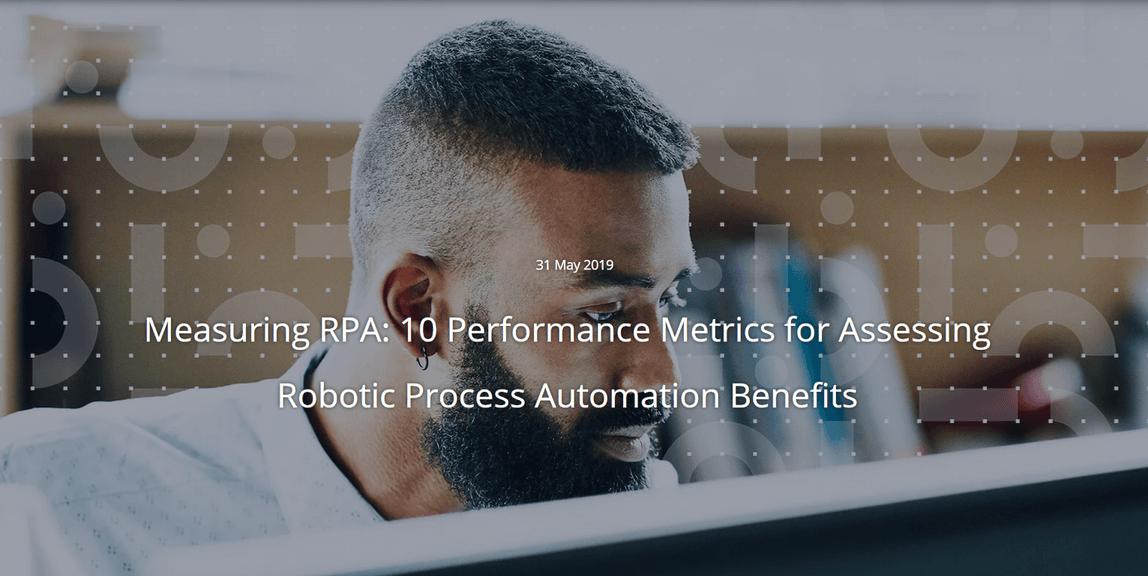 10 performance metrics