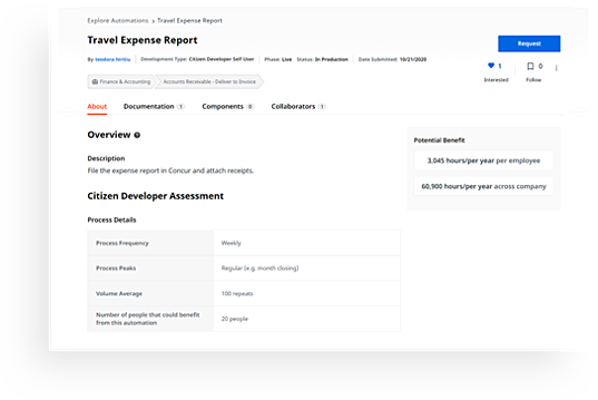 automation-hub-travel-expense-report