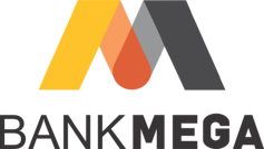 Bank Mega logo png