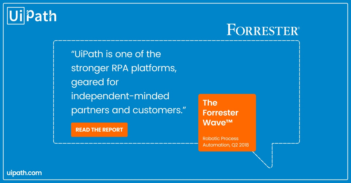 Forrester Wave 2018 blog quote