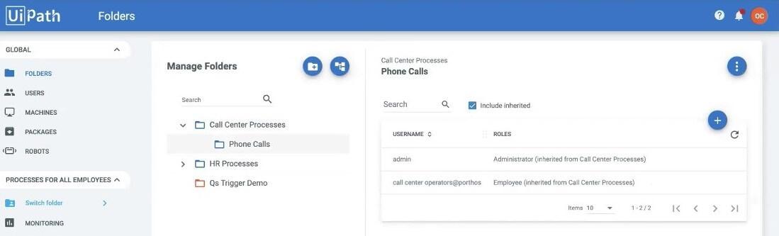 Modern Folder Phone Call (3)