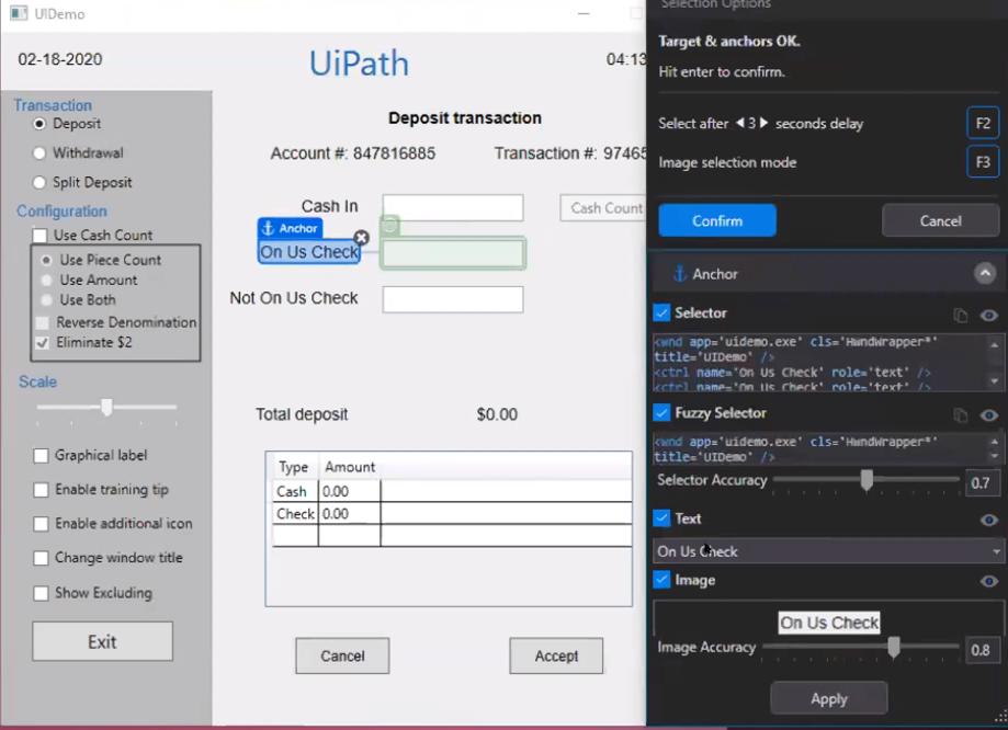 UI Automation - New Interface