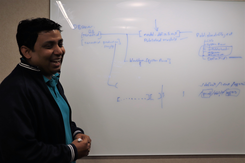 Anupam Triwedi, Senior Software Engineer