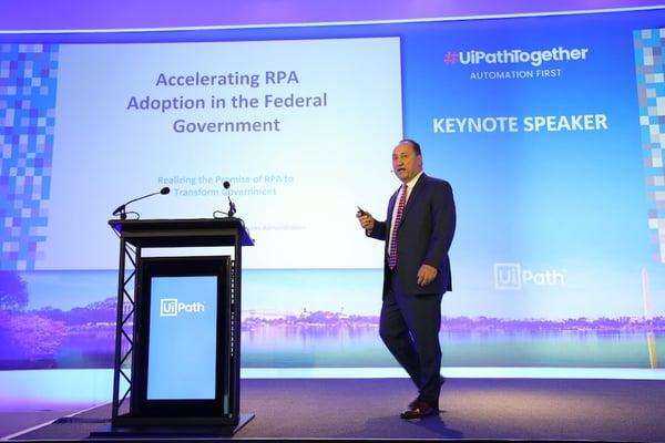 GSA CFO discusses RPA in government 2