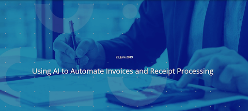Invoice Processing Image