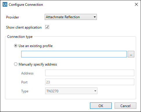Attachmate Reflection Configuration