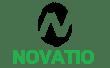 Novatio Logo black