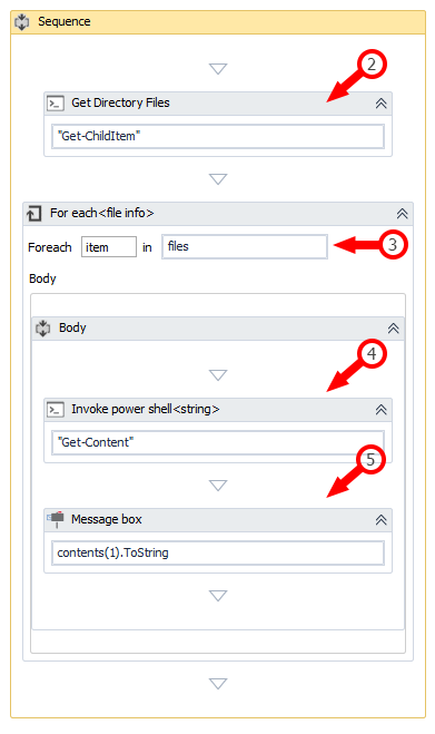 How to Integrate PowerShell into UiPath Workflows