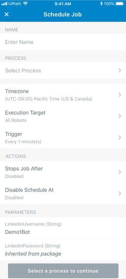 Schedule Job v2.3