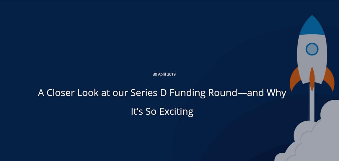 Series D funding