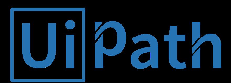 UiPath Logo blue