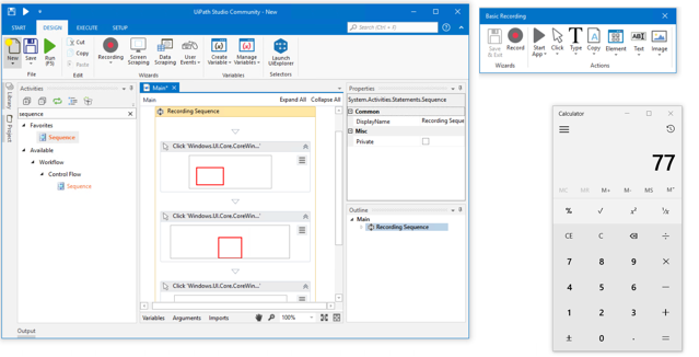 UiPath Community Edition, software download