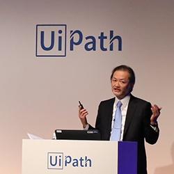 UiPath 日本CEO