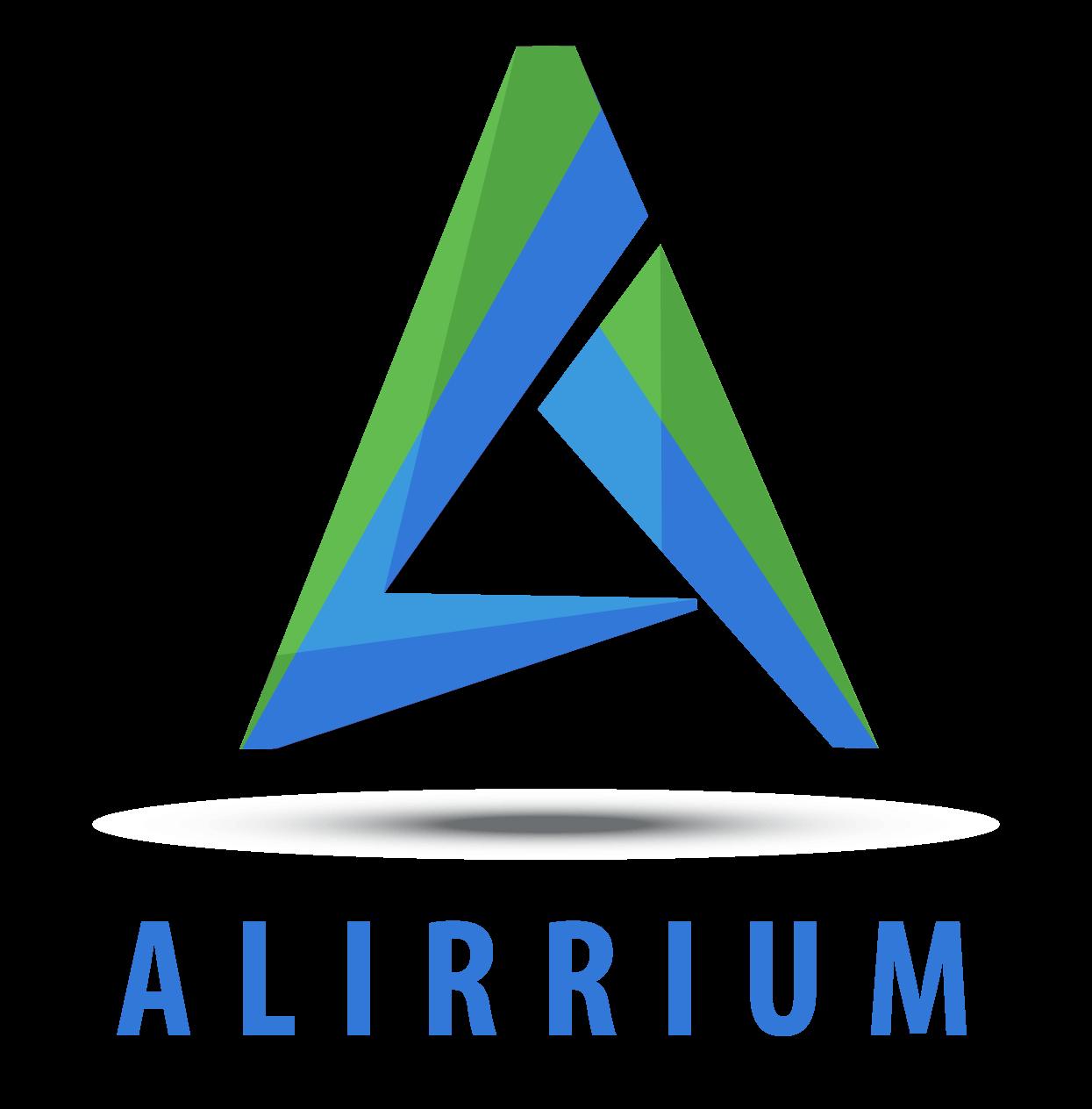 Alirrium-Vertical-logo