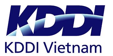 KDDI vietnam logo