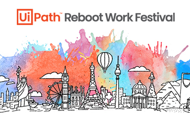 The UiPath Reboot Work Festival