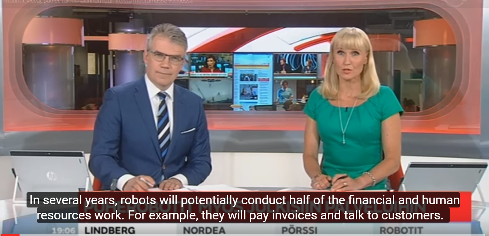 UiPath robots at work in Finnish government organization