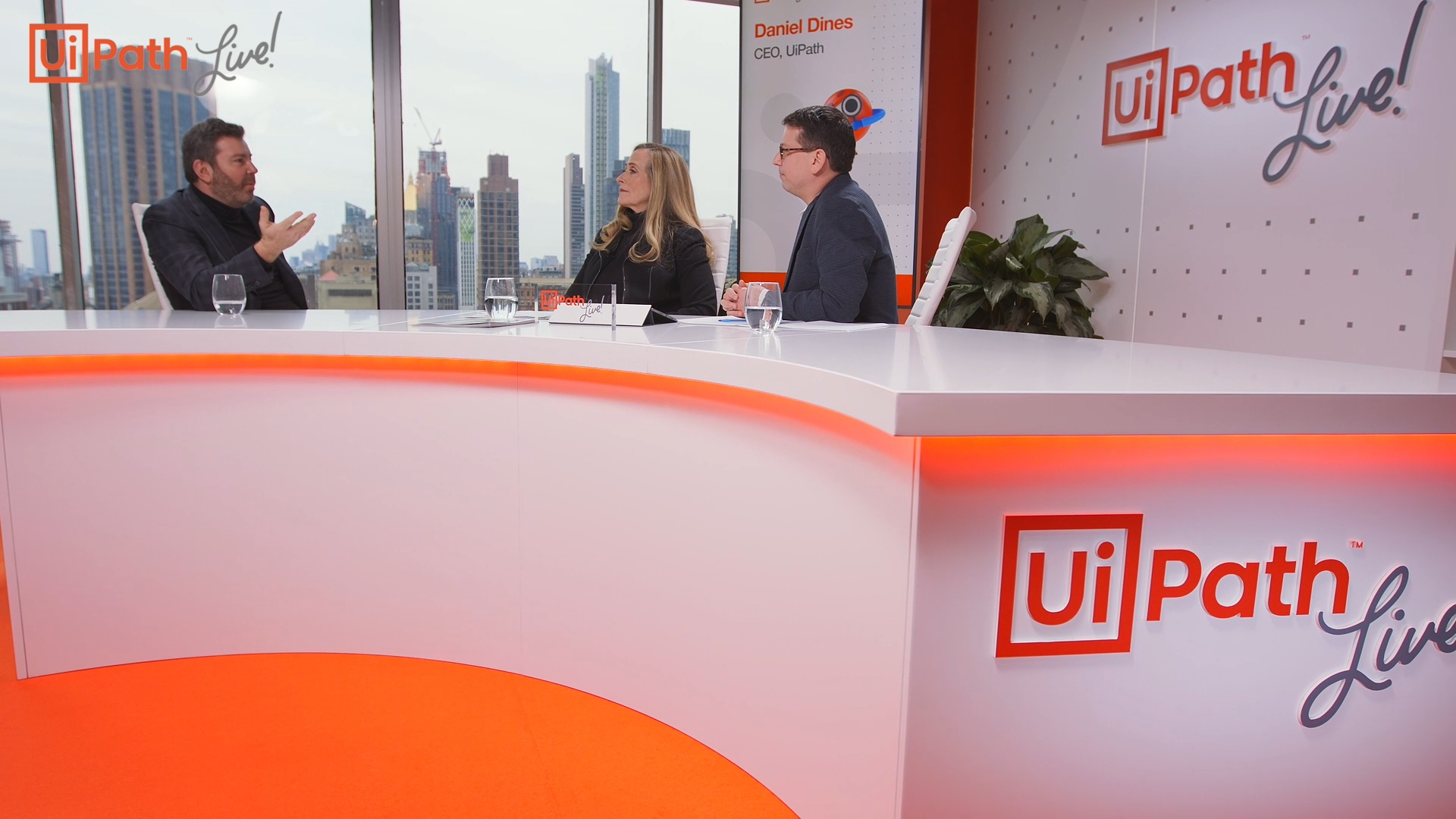 UiPath Live - Best of CEO Daniel Dines Unscripted | UiPath
