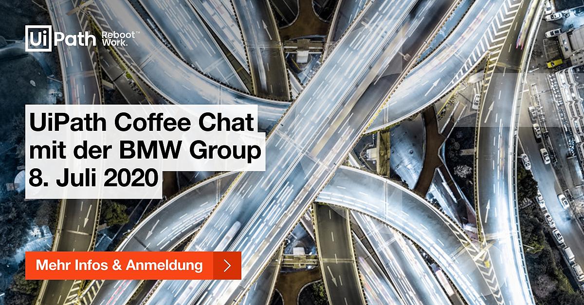 CE Coffee Chat BMW LI 2