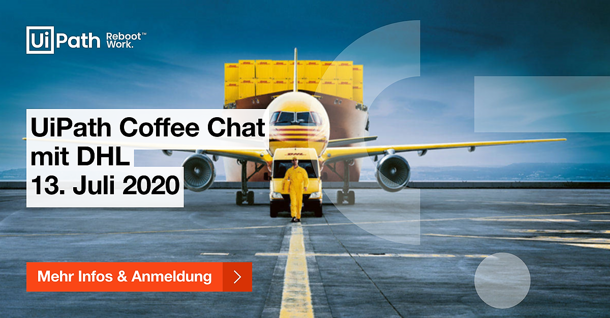 CE Coffee Chat DHL
