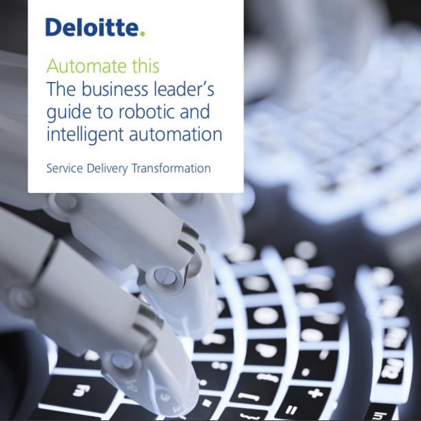 Deloitte - Automate This