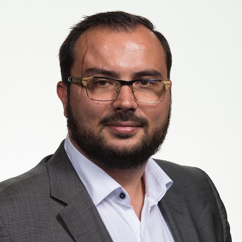Photo of Gabriel Sidor