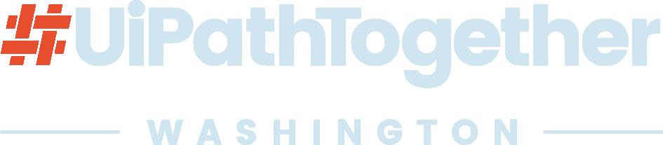 UiPathTogether Washington