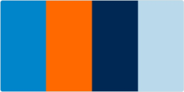 UiPath Color Swatches