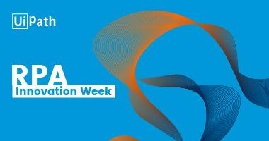 RPA Innovation Week