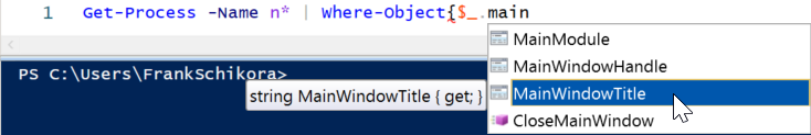 powershell ISE main window handle.png