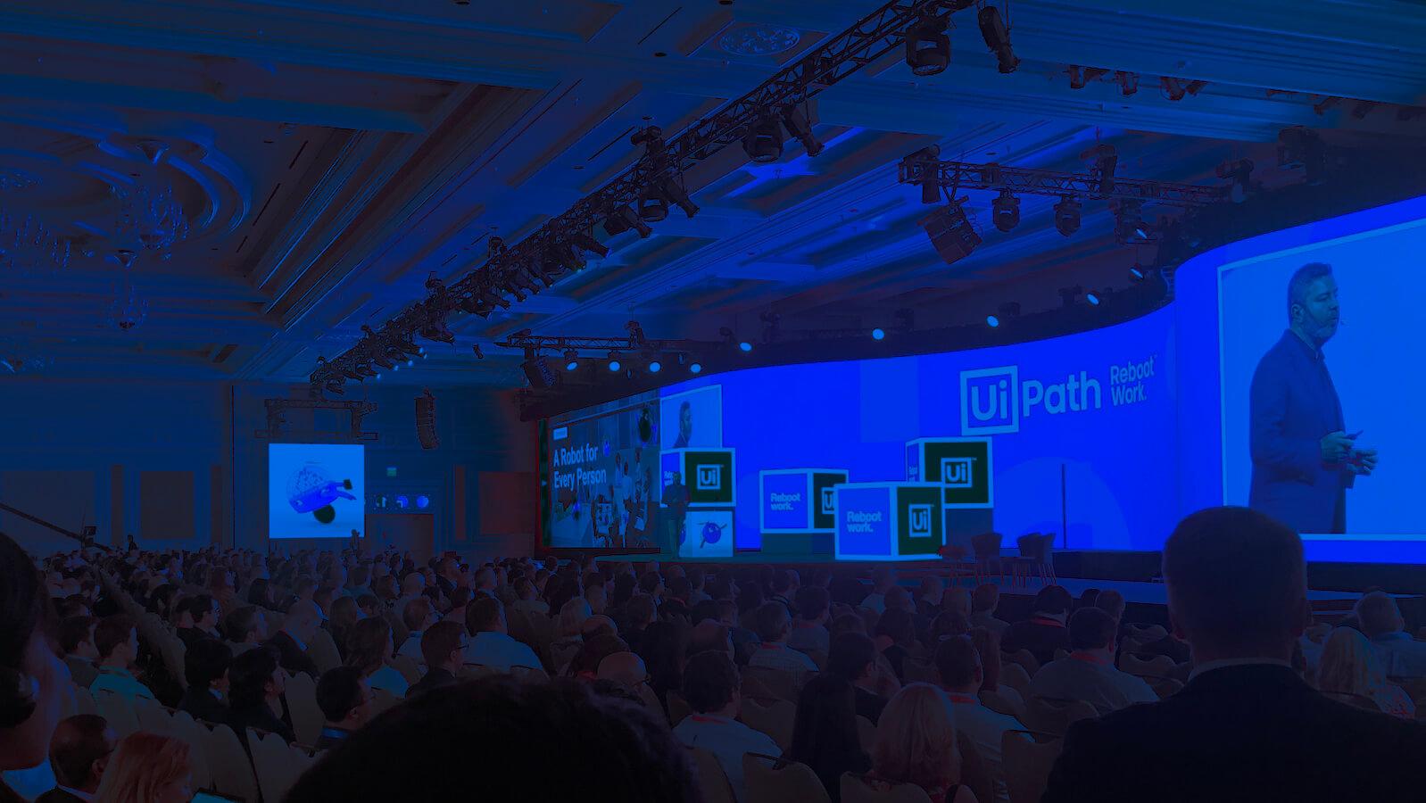 Daniel Dines FORWARD III Keynote Presentation Highlights   UiPath