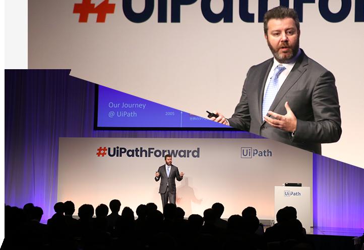 UiPath グローバル戦略について