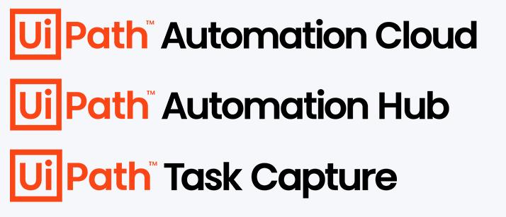 導入ソリューション UiPath Automation Cloud / UiPath Automation Hub / UiPath Task Capture