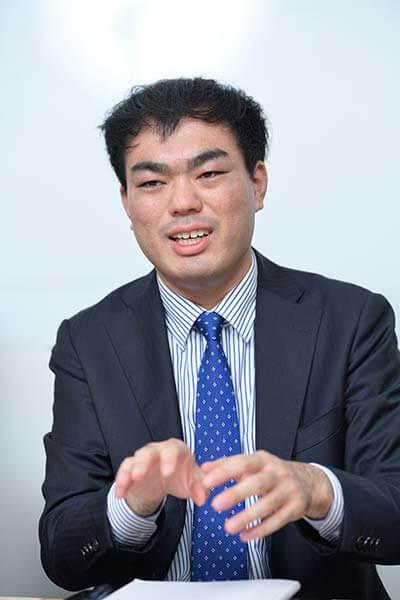 坂上 勇樹氏