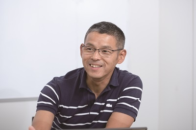 杉田 清志氏