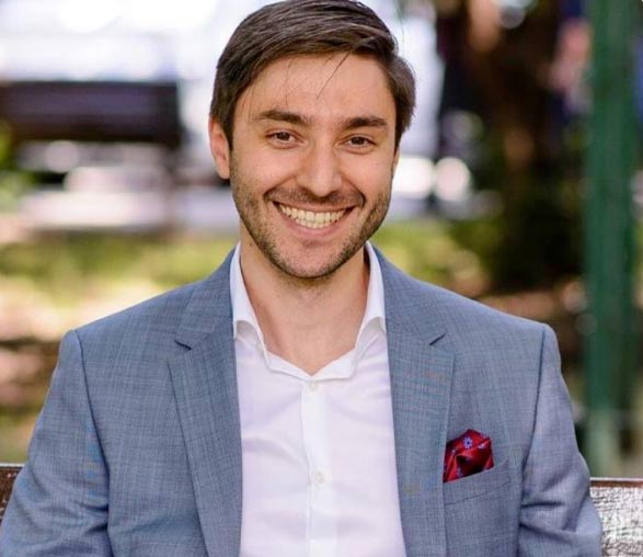 Photo of Alexandru Frunza