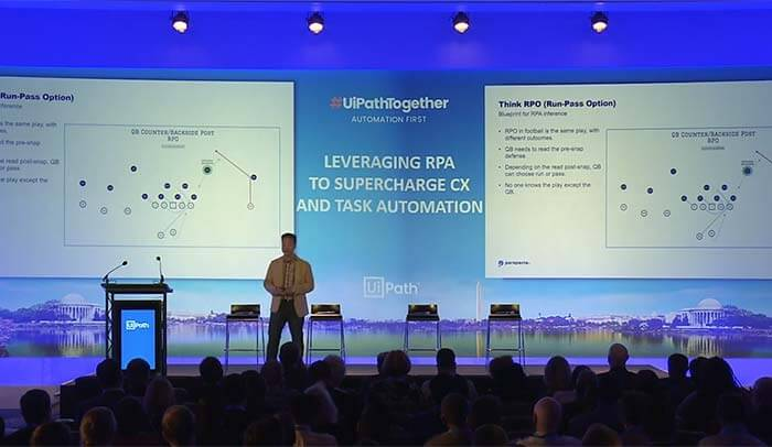 #UiPathTogether Washington DC: Leveraging RPA to Supercharge CX and Task Automation