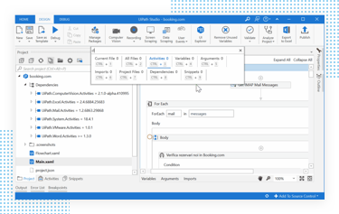 UiPath Build 03 Developer Productivity
