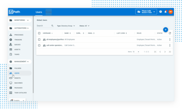 UiPath Manage 02 Enterprise scale management