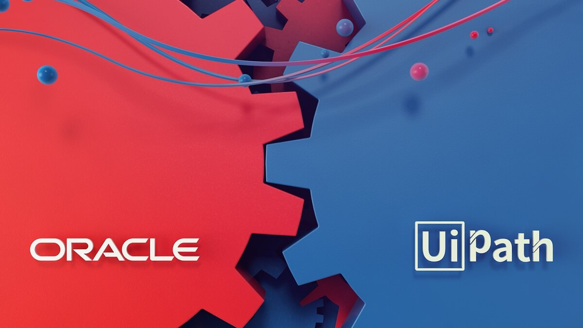 UiPath &amp; Oracle: <br>UiPath Oracle Cloud Edition