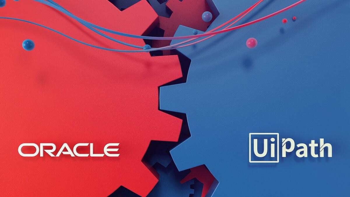 UiPath & Oracle: UiPath Oracle Cloud Edition