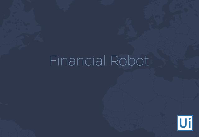 Finance Robot Automation